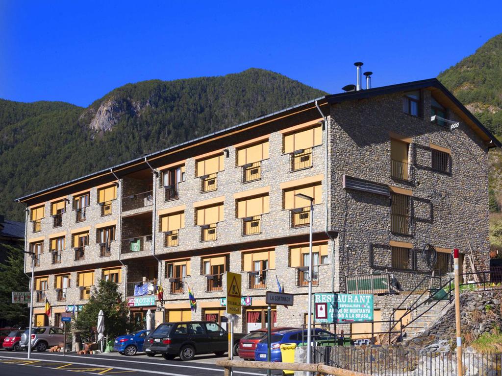 Chollo de invierno en Ordino