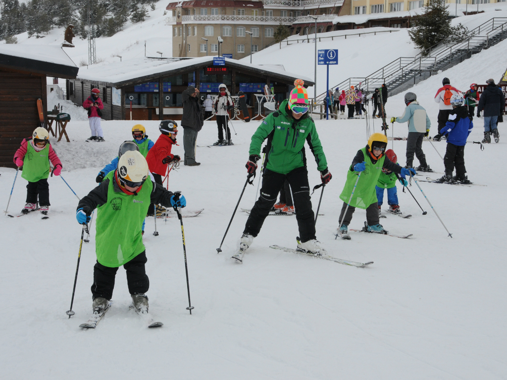 Esquí en Astún