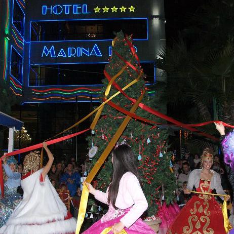 Navidad Marina D´Or