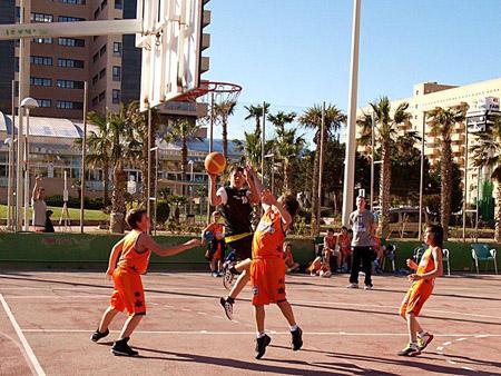 Marina D´Or Basket Cup