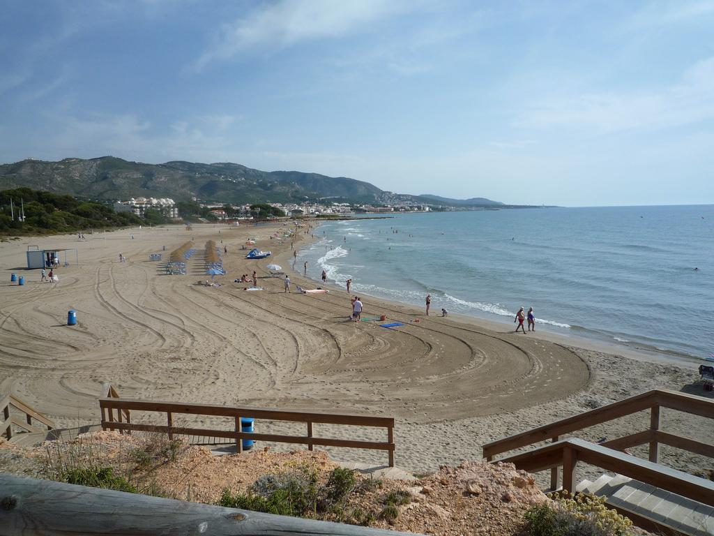Foto: Playa Romana-Alcossebre (Costa del Azahar)