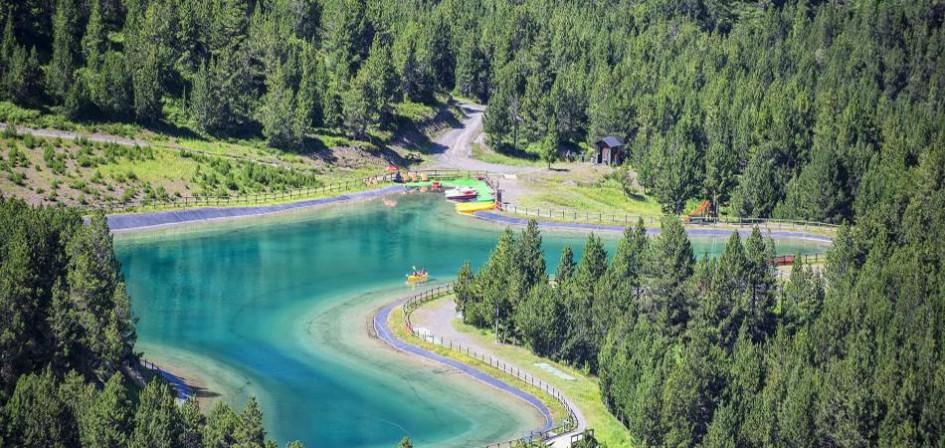 Lago del Forn - Mon(t) Màgic Canillo