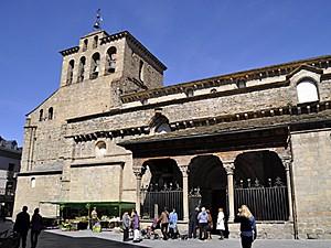 Catedral de San Pedro en Jaca