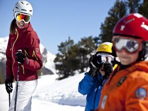 Esquí en familia en Andorra