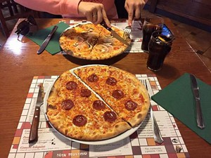 Pizza Arrigal