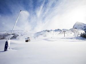 Estacion de esquí Grandvalira