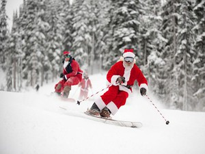 Esquí en fin de año en Sierra Nevada