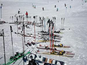Material de esqui
