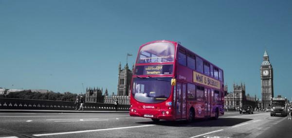 Bus Turístico en Londres