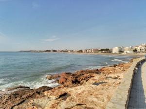 Playa del Cargador, Alcossebre