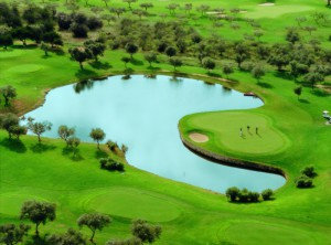 Campos de Golf Panorámica Golf Sports & Resorts
