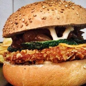 Hamburguesería KAOS Burger en Vinaroz