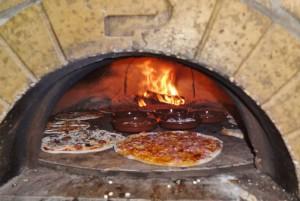 Pizzería la Tea en Biescas