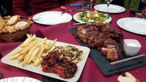 Restaurante El Molino de Escuer en Biescas
