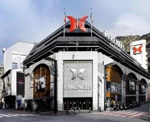Centro comercial Pyrenees