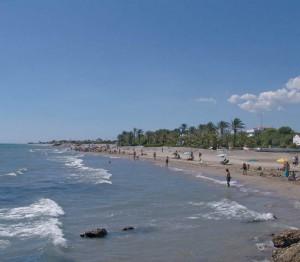 Playa Tropicana Alcossebre