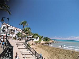 Playa Carregador Alcossebre