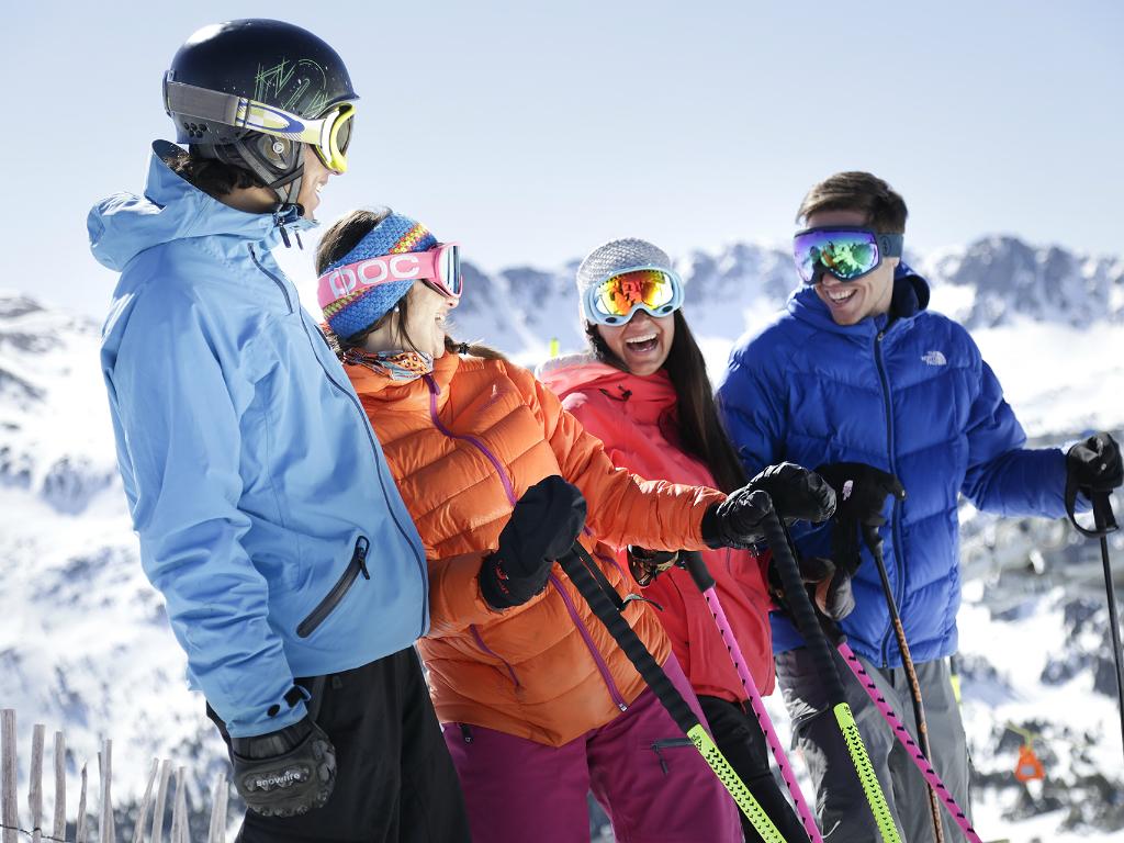 Esquí en GrandValira