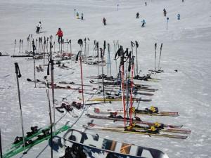 esquiar en candanchu