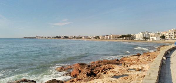 Playa del Cargador  Alcoceber