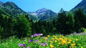 parque natural del Valle de Sorteny