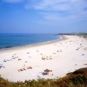 playa Llas Foz