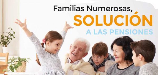Congreso familias numerosas Zaragoza