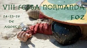 Fiesta normanda de Foz