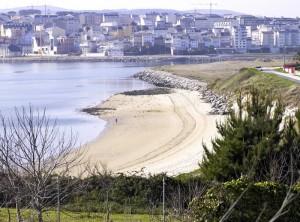 Playa punta de anguileira