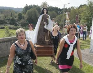 Romeria de la Virgen del Carmen