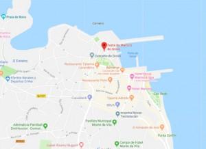 mapa fiesta del marisco