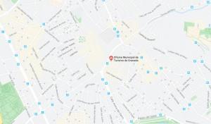 ubicacion oficina turismo granada