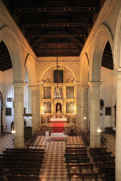 Iglesia San Juan bautista de Antequera