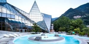 Centro Termal Caldea Andorra