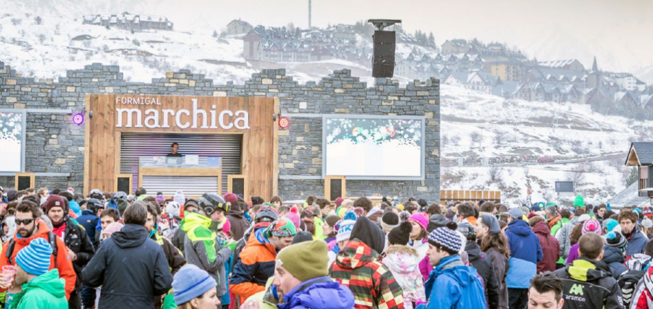 Marchica, Formigal.