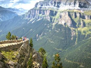 Mirador Parque Nacional de Ordesa y Monteperdido