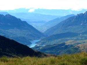 Embalse de Bubal - Pirineo Aragonés