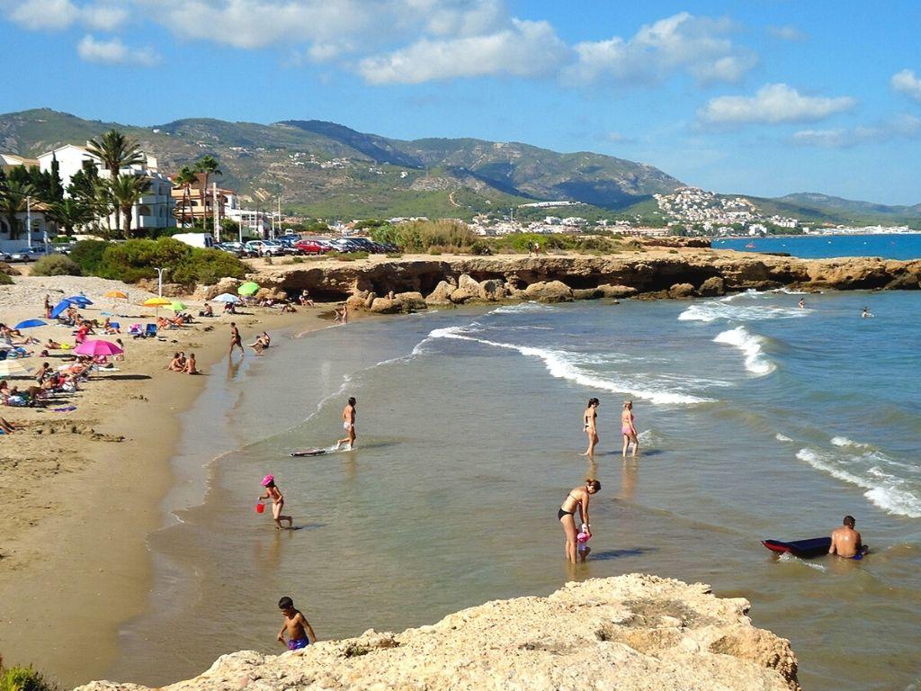 Playa del Moro. Foto: alcossebre.org