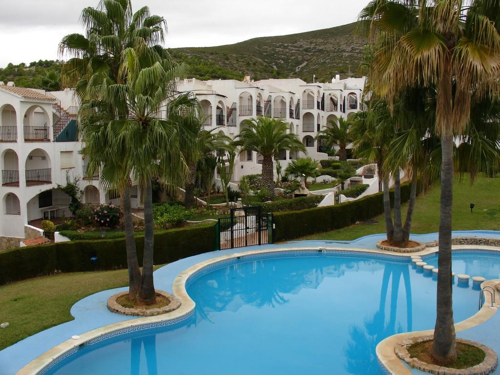 Foto: piscina Apartamentos Tierra de Irta 3000