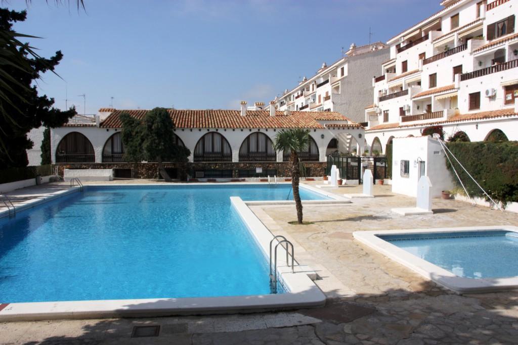 Foto: piscina Apartamentos Marino Las Fuentes 3000