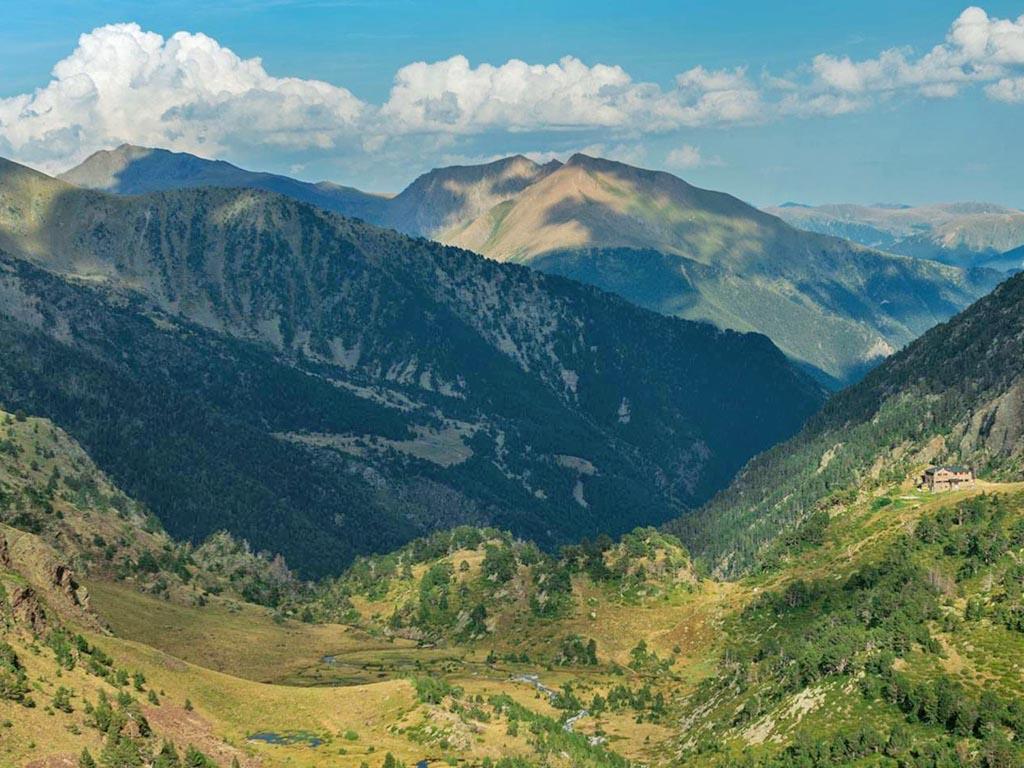 Fotografía: Ruta de senderismo Coronallacs, Andorra