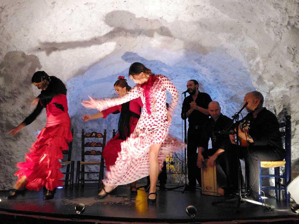 Fotografía del Templo del Flamenco, Granada
