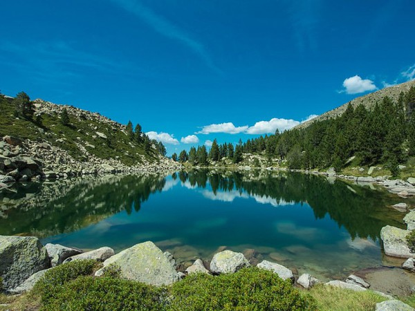 Fotografía: Andorra en verano