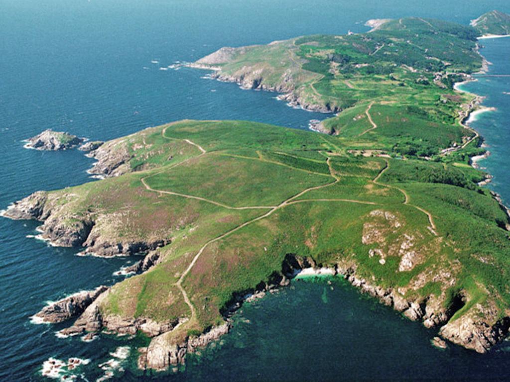 Fotografia: Isla de Ons, Galicia