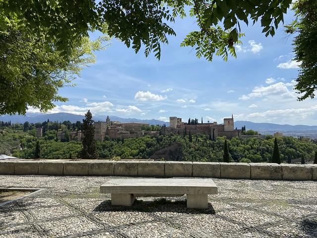 Fotografía del Mirador de San Nicolás, Granada