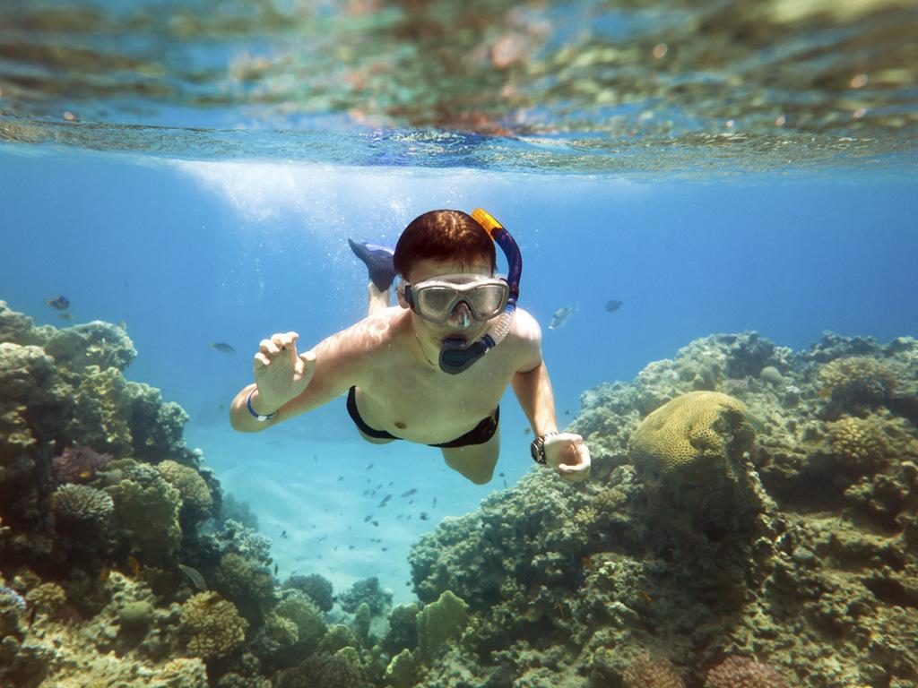 Fotografía snorkel, Oropesa del Mar