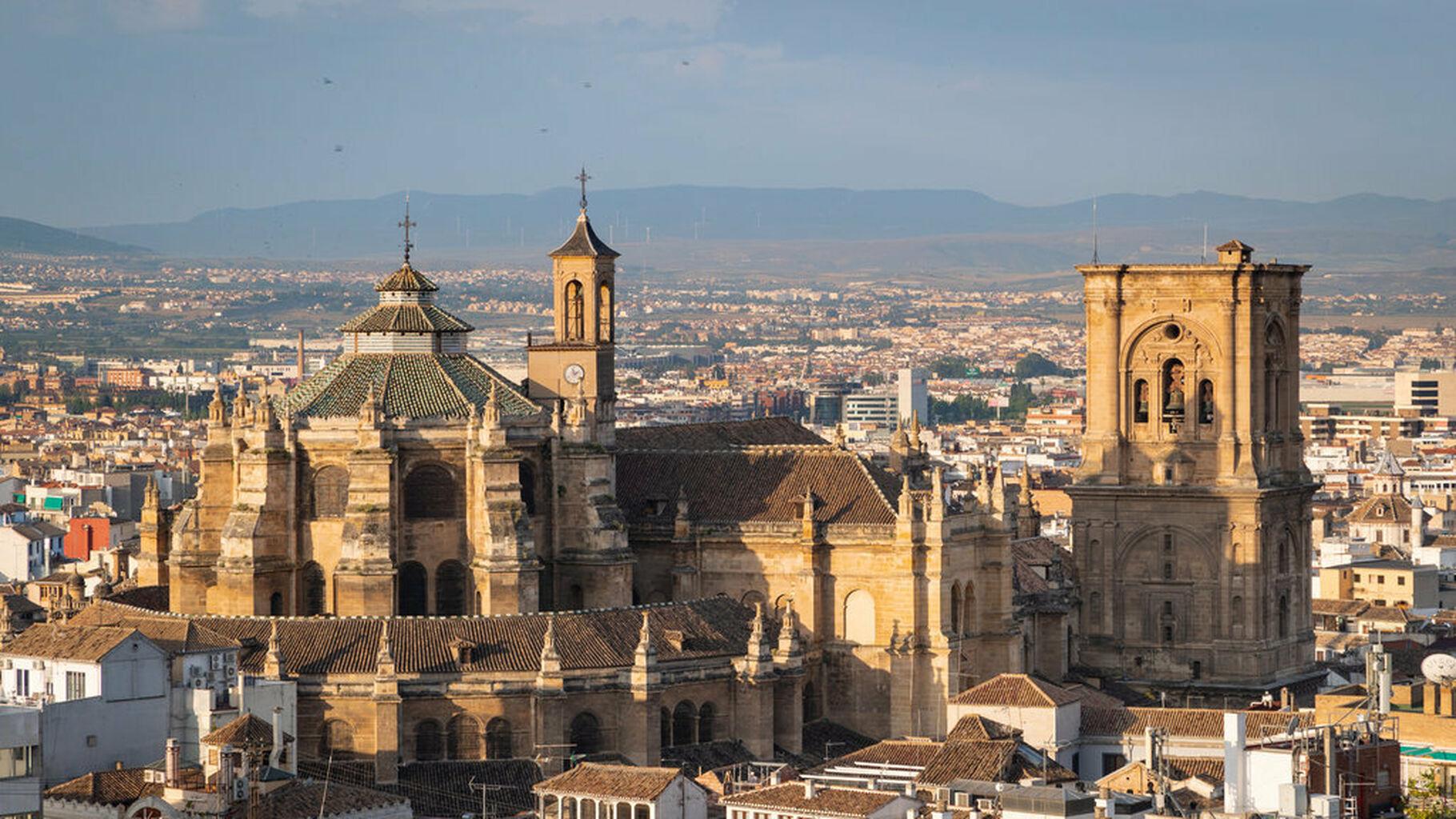 Fotografía de la Catedral de Granada