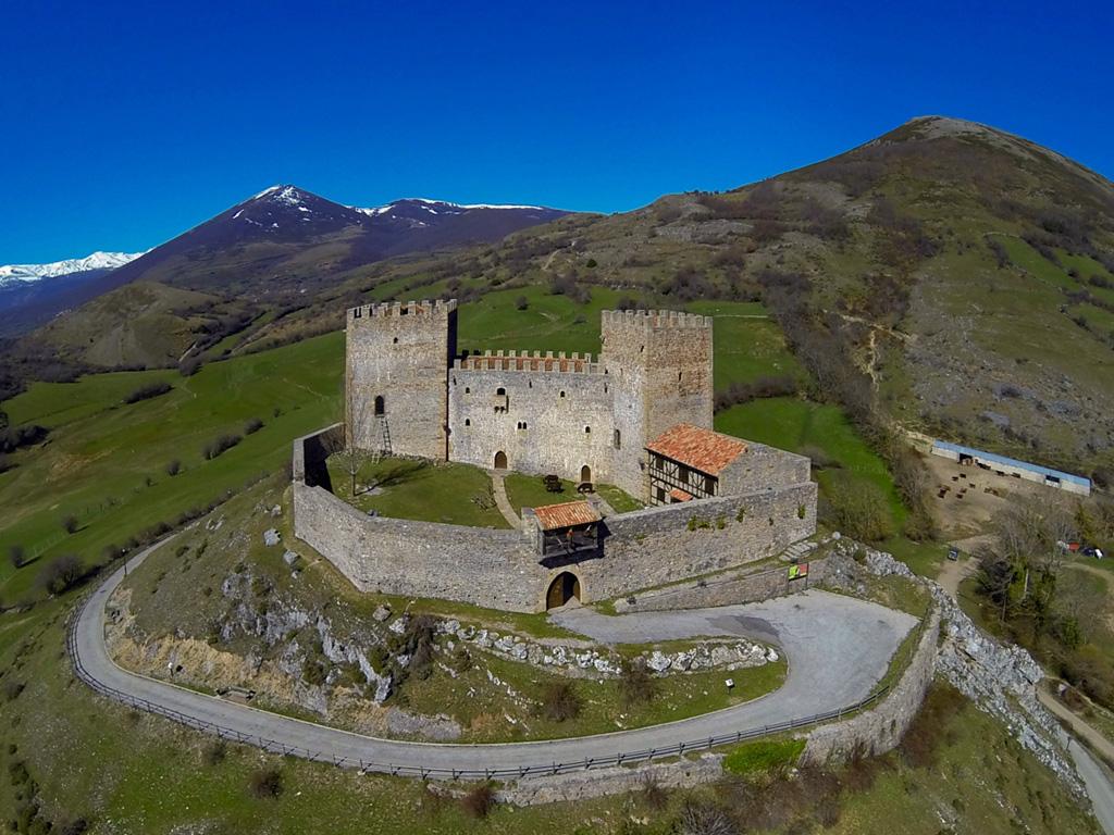 Fotografía del Castillo de San Vicente, Argüeso