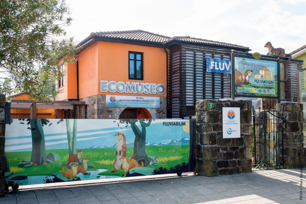 Ecomuseo-Fluviarium de la Montaña y Cuencas Fluviales Pasiegas, Liérganes