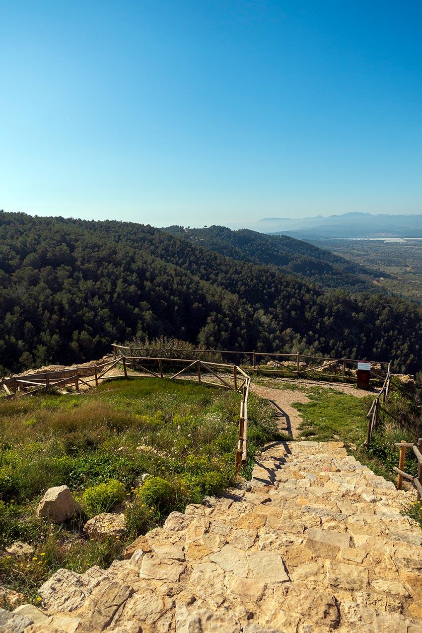 Fotografía del Parque Natural de la Sierra de Irta, Castellón